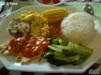 绿云岛西餐厅