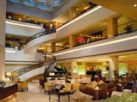 深圳香格里拉大酒店大堂酒廊