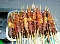 新疆小马哥羊肉串