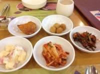明洞韩国料理店