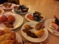 阿拉伯宫顶级海鲜自助餐