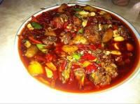 新疆天山穆斯林餐厅