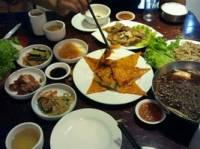 济州岛韩国料理