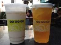 黑龙茶台湾时尚茶饮