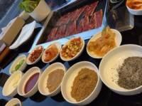 金一家韩国烤肉(大石桥店)