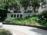 高山流水街心花园
