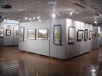 山大艺术学院展厅
