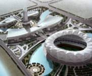 南昌国际体育中心体育馆