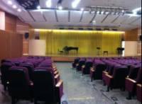 星海音乐学院排练楼观摩厅