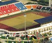 绵阳南河体育中心