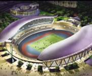 江西省奥林匹克体育中心体育场