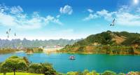红水河游船景区