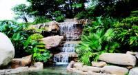 户县高冠瀑布景区