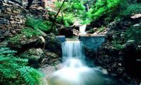 黄金谷瀑布群风景区