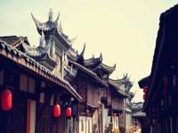 重庆安居古城