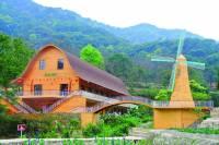 广州二龙山生态园—雨林花海文化