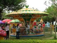 厦门海湾公园儿童游乐场