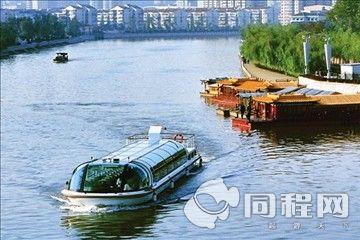 秦淮河画舫 外秦淮游船