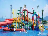 宁波奉化西溪水上乐园